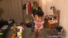 Hana Haruna exciting bigtits nihonjin