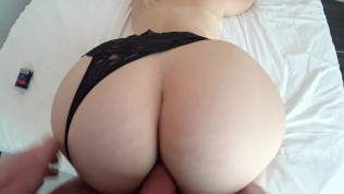 My big and tight ass gets anal